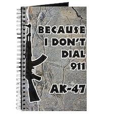 iPhone 4s AK-47 Journal