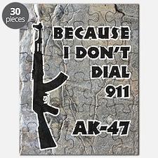 iPhone 4s AK-47 Puzzle