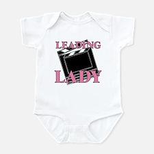 Leading Lady Actor Actress Drama Infant Bodysuit