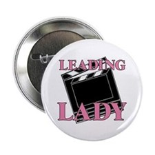 Leading Lady Actor Actress Drama Button