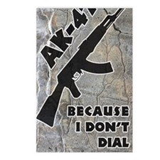 iPhone 3G AK47 Postcards (Package of 8)