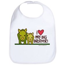 Big Brother Rhino Bib