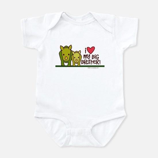 Big Brother Rhino Infant Bodysuit