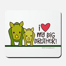 Big Brother Rhino Mousepad