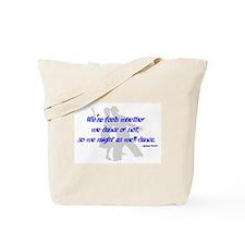 Swing Dance Fools Tote Bag
