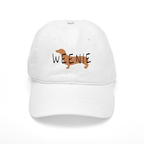 weenie dog dachshund Cap