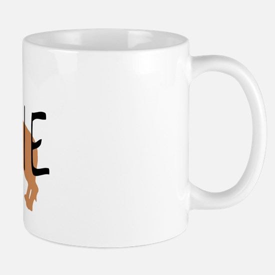 weenie dog dachshund Mug
