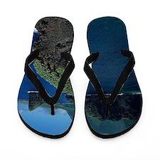 Huelo Island, North Shore, Molokai, Haw Flip Flops