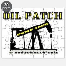 Oil Jack A4dd trsp Puzzle