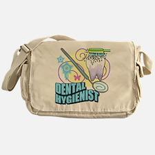 Dental Hygienist4 Messenger Bag