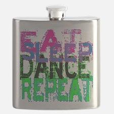eat sleep dance repeat 3 copy Flask