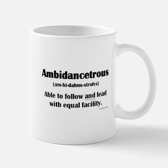 Ambidancetrous Mug