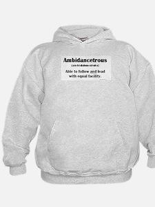 Ambidancetrous Hoodie