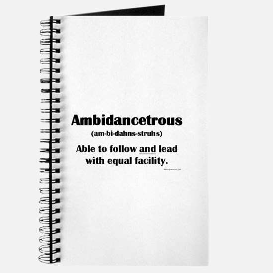 Ambidancetrous Journal