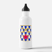 16TH IN RGT Water Bottle