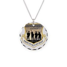 mILITARY mIGHT Necklace