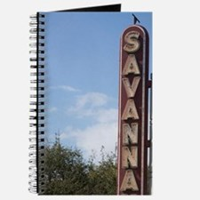 The Historic Savannah Theatre, the oldest  Journal