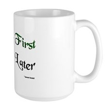 Dance First Think Later Mug