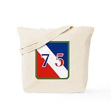 75th ID Tote Bag