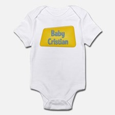 Baby Cristian Infant Bodysuit
