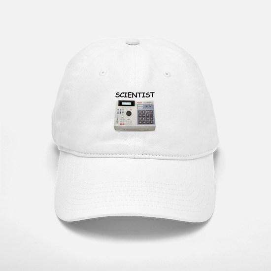SCIENTIST Baseball Baseball Cap