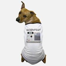 SCIENTIST Dog T-Shirt