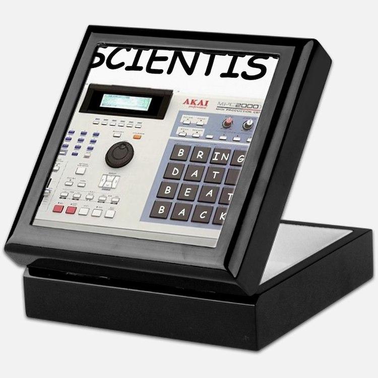 SCIENTIST Keepsake Box
