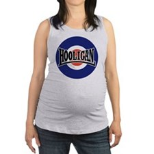 Hooligan_BullseyeNOV2010 Maternity Tank Top