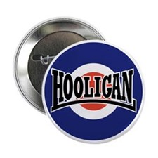 "Hooligan_BullseyeNOV2010 2.25"" Button"