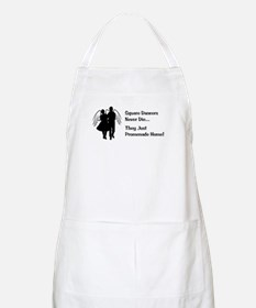 Square Dancers Never Die Apron