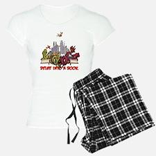 delveintoabook Pajamas