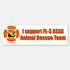 dogbowl copy Sticker (Bumper)