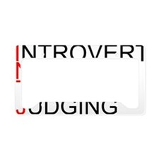 INTJ.gif License Plate Holder