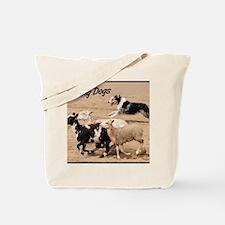 herdingcover Tote Bag