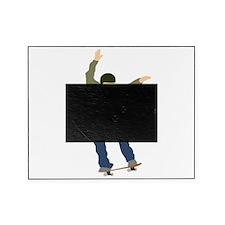 sk8_patinador_2_dark Picture Frame