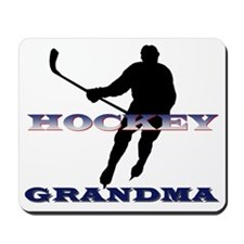 Hockey Grandma Mousepad