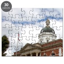 The Historic Meriwether County Courthouse i Puzzle