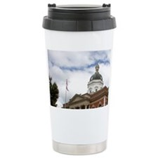 The Historic Meriwether County  Travel Mug