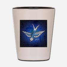 Sparrow Shot Glass