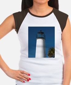 Cape St. George Lightho Women's Cap Sleeve T-Shirt