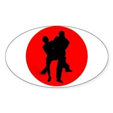Red Moon Dancers Decal