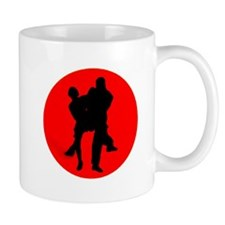 Red Moon Dancers Mug