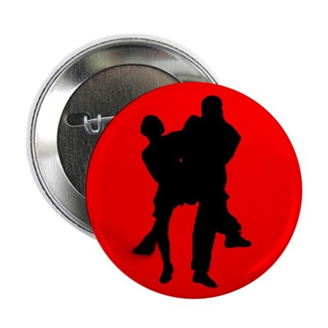 "Red Moon Dancers 2.25"" Button (10 pack)"