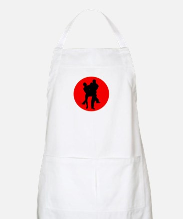 Red Moon Dancers Apron