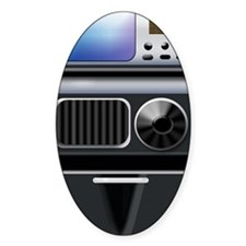 tricorder Decal