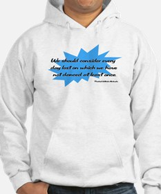 Day Lost Without Dancing Hoodie