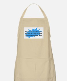 Day Lost Without Dancing BBQ Apron