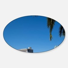 Florida, Orlando, skyline from Lake Decal