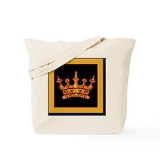 GoldleafCrownBsf Tote Bag