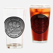 2010 TSCR PILLOW SILVER FINAL Drinking Glass
